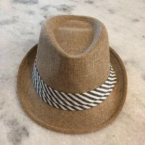 Women's Fedora hat from LOFT
